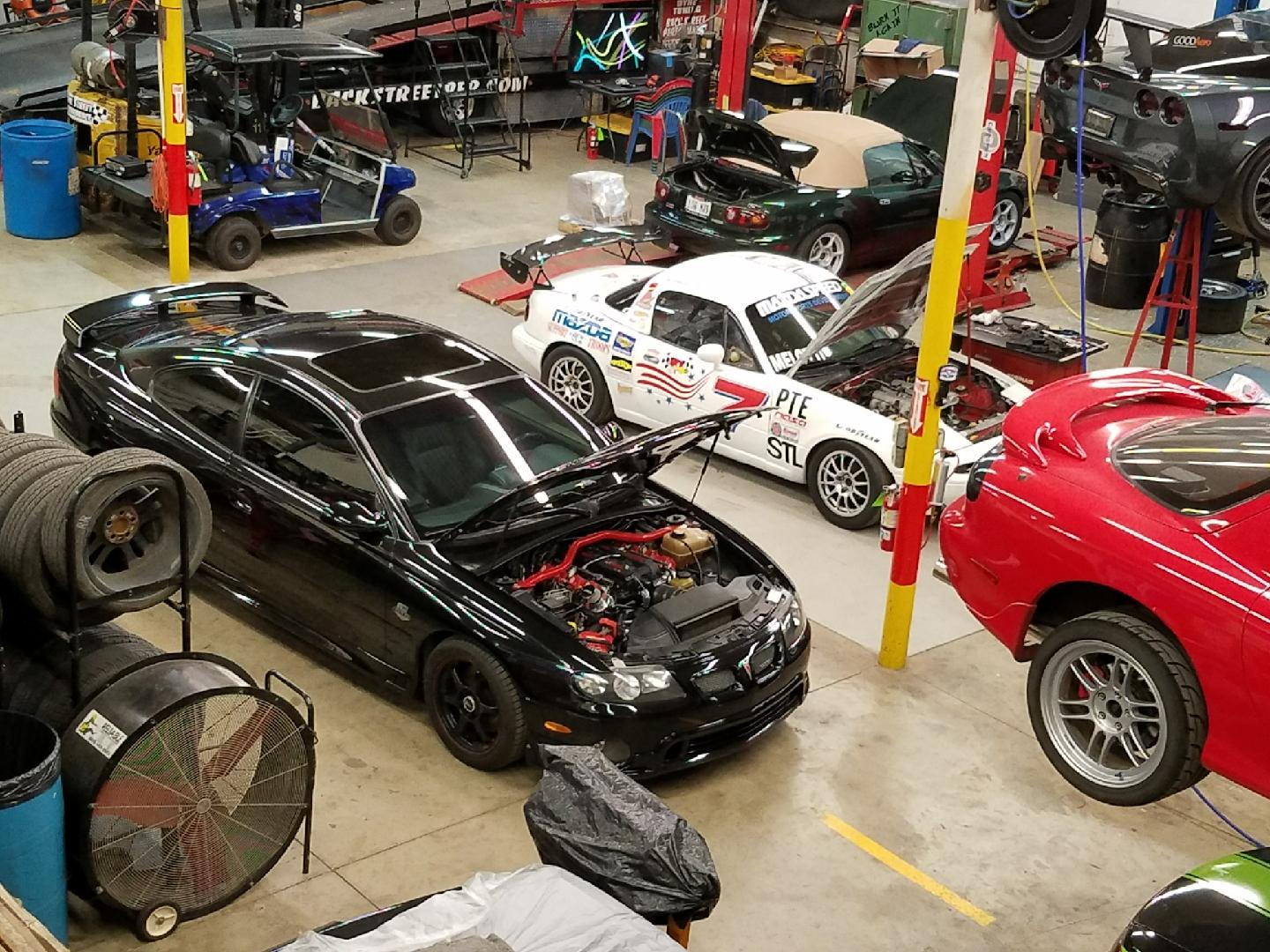MMS LS7 Build Thread     its begun | LS1GTO com Forums