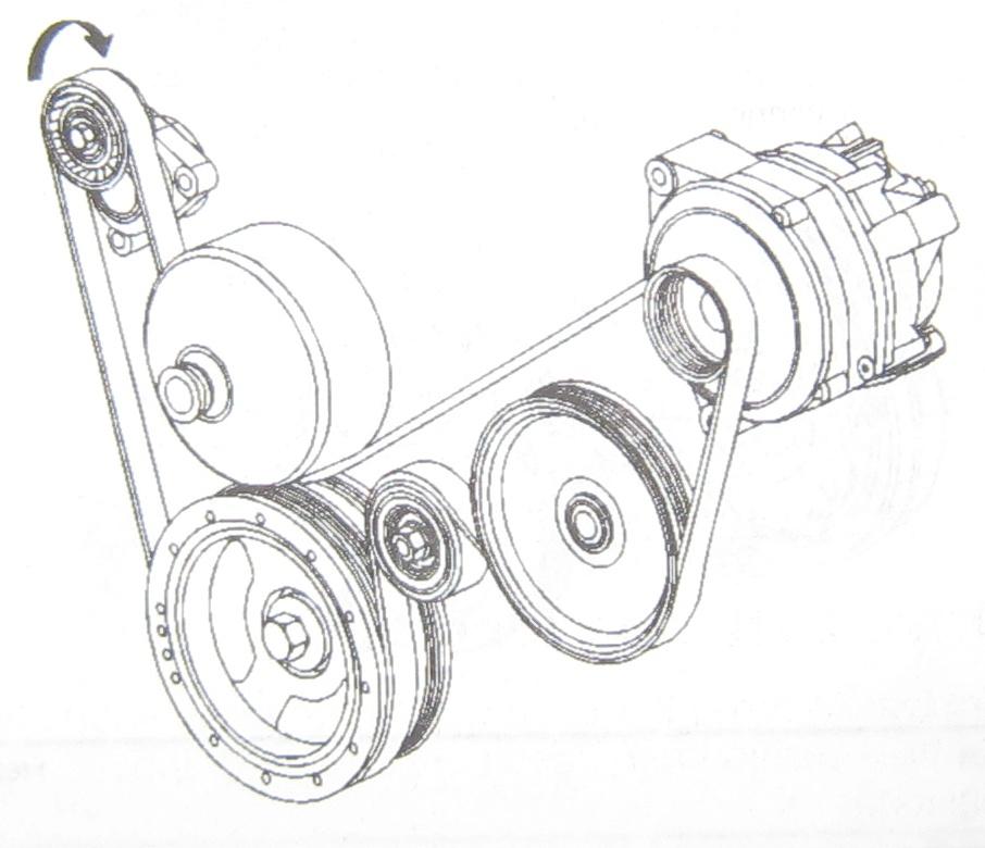 Belt Diagram