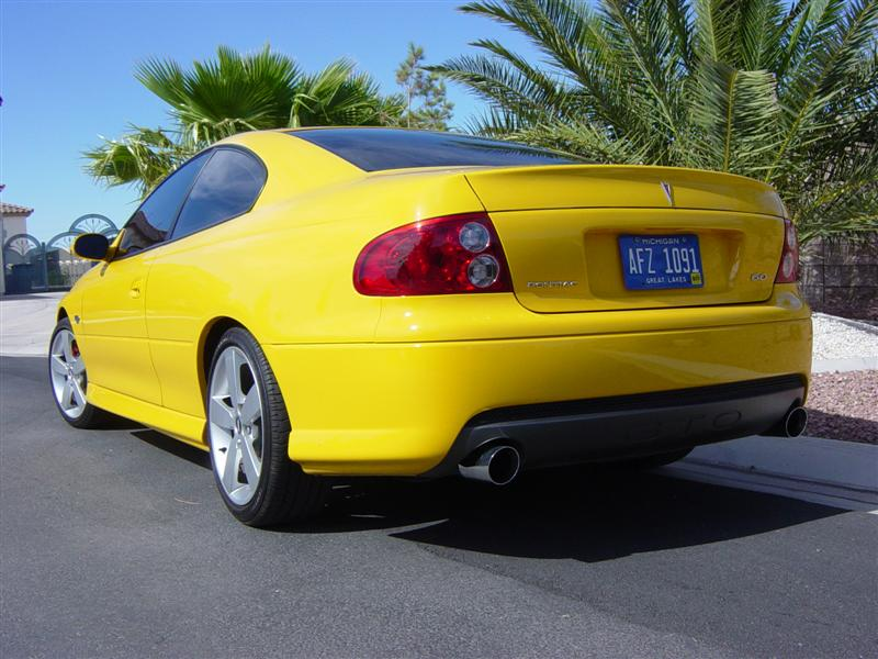 Vwvortex fs 2005 gto yellow jacket m6 18 wheels 13 vwvortex fs 2005 gto yellow jacket m6 18 wheels 13xxx miles one owner 1 of 76 publicscrutiny Choice Image