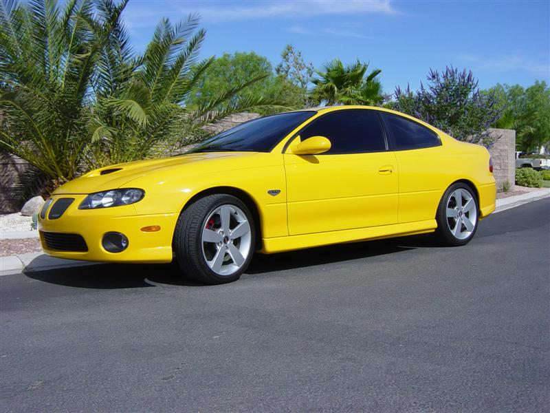 Vwvortex fs 2005 gto yellow jacket m6 18 wheels 13 new pictures added 03222009 might be a little dusty as she has been away all winter publicscrutiny Choice Image