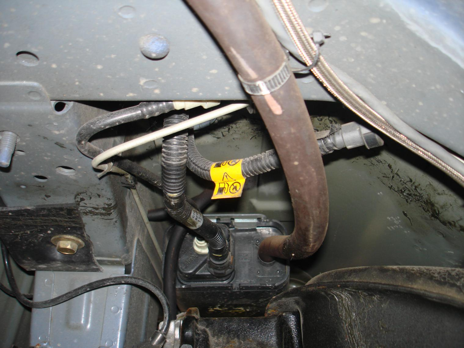 2000 Chevy Blazer Evap System Diagram