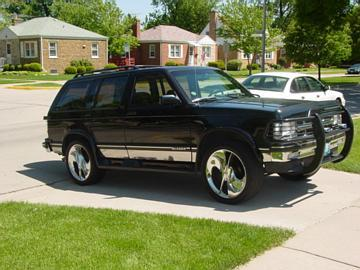 Pimped Out Chevy Blazer http://www.ls1gto.com/forums/showthread.php?t=91712&page=2
