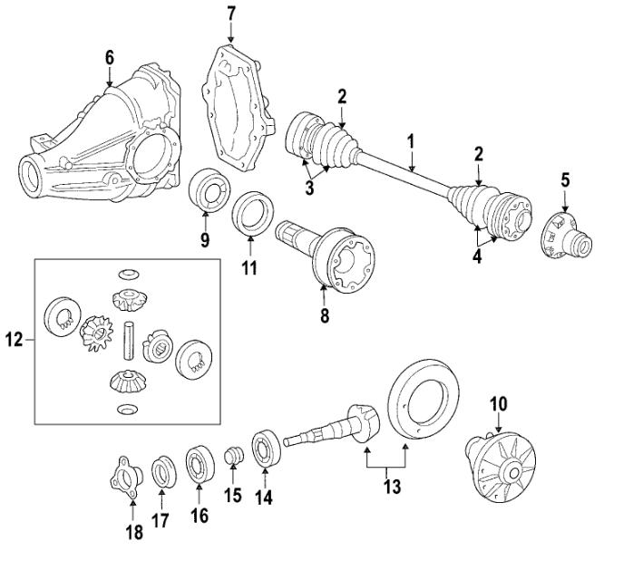 Axle/Diff Index Sticky (M80/8.8/Parts/issues/Set up/CV