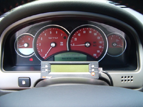 New Gauges for the GTO - LS1GTO com Forums