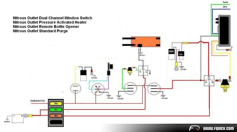 Two Stage Nitrou Wiring Diagram