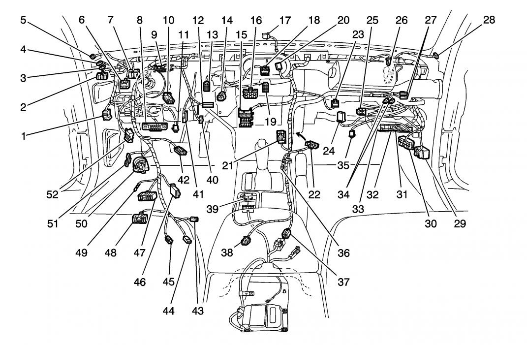 2001 subaru outback wiring diagram