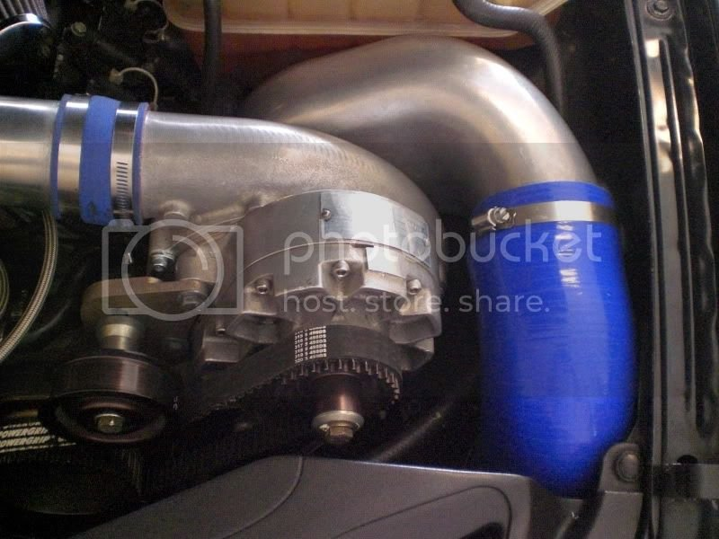 Anyone have any experience with the Vortech supercharger kit