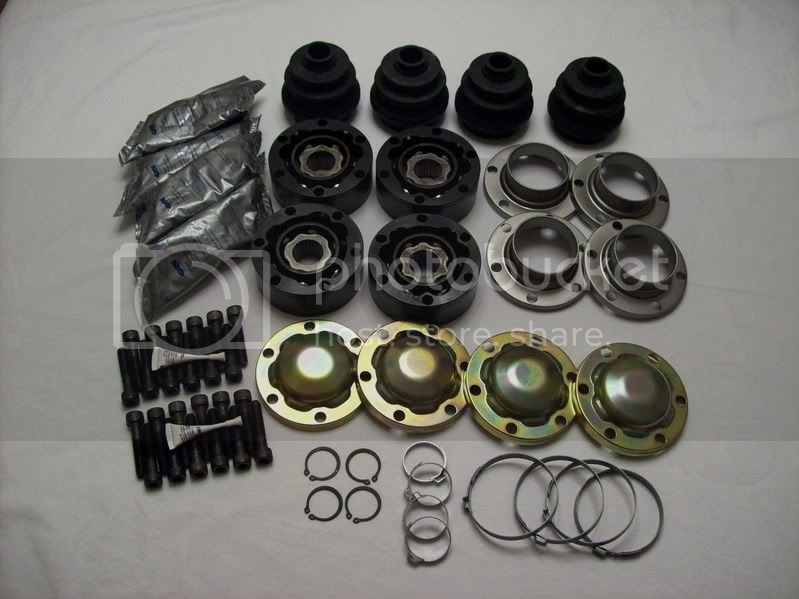 DIY 04-06 GTO Half Shaft Up-grade Kit | LS1GTO com Forums