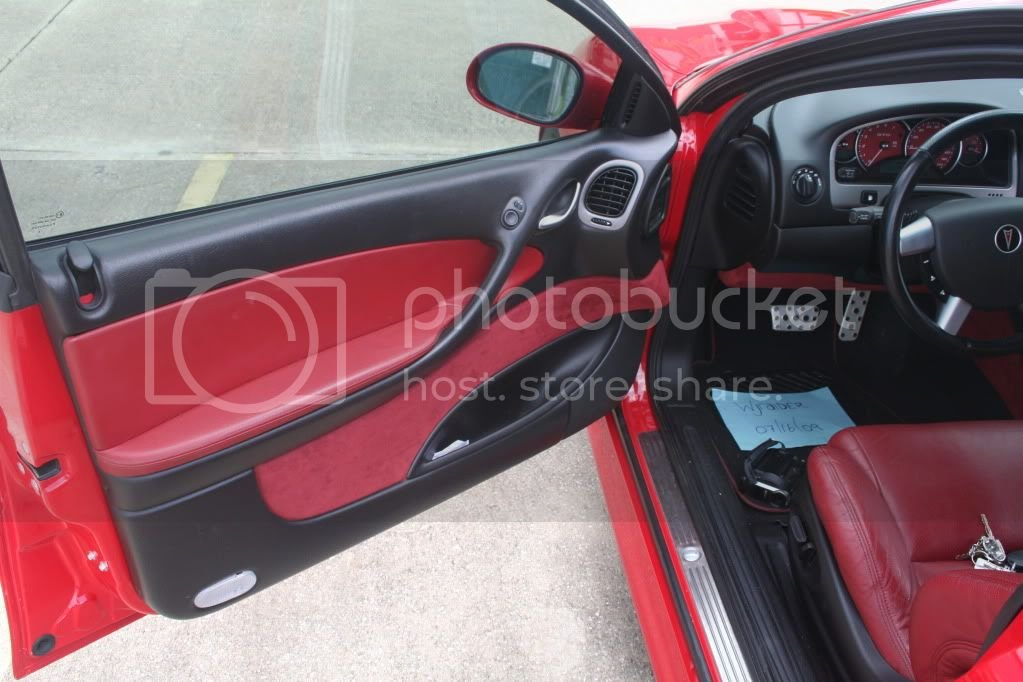 FOR SALE 06 GTO A4 Torrid red w/red interior | LS1GTO com Forums