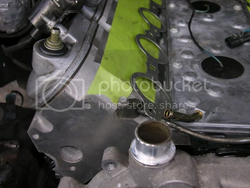 what kinda luck with PCV delete    | LS1GTO com Forums