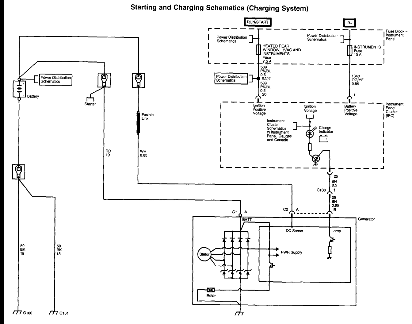 Ls1 Alternator Wiring Diagram - Collection