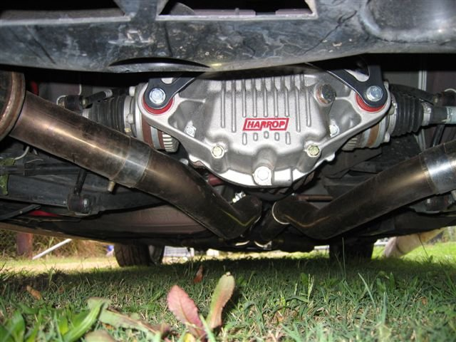 Is harrop Diff cover worth it? | LS1GTO com Forums